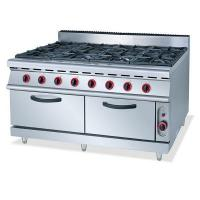 China Gas Cooker Stove With Electric Oven on sale