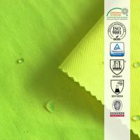 Buy cheap Anti Water Fluorescent Fabric from wholesalers