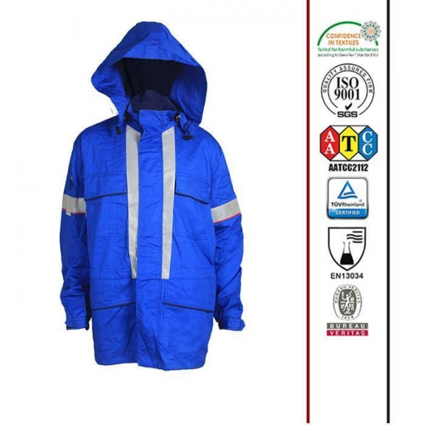 China Acid Alkali Repellent Jacket