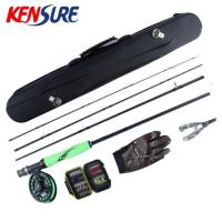 Buy cheap Fly Fishing Kits Rod Combo With ABS Rod Case KSA32 from wholesalers
