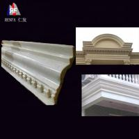 China ABS plastic outdoor wall ornament cornice mould for eaves line cement precasting on sale