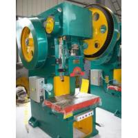Buy cheap Eccentric power press punching from wholesalers