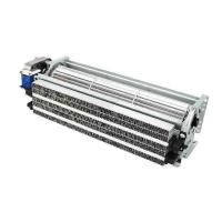 Buy cheap Electric fireplace heater cross flow fan with PTC heating element, Customized size from wholesalers