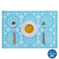 Buy cheap PVC Placemat Hard PVC Placemats H02 from wholesalers