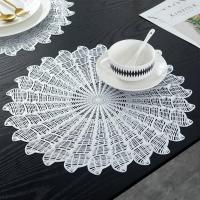 Buy cheap PVC Placemat JH8008 SILVER Vinyl Placemat from wholesalers