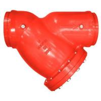 Buy cheap Grooved Y Strainer from wholesalers