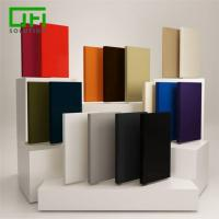 Buy cheap Fabric Covered PET Acoustic Panels from wholesalers