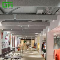 Buy cheap PET Panel Acoustic Ceiling Board from wholesalers