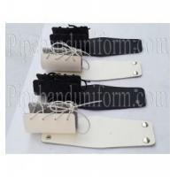 Buy cheap Swords Knots and Frogs Leather White Sword Frog from wholesalers