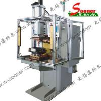Buy cheap SMD-100 medium frequency spot welding machine from wholesalers
