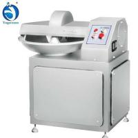 China Commercial stainless steel Meat Bowl Cutter chopper machine on sale
