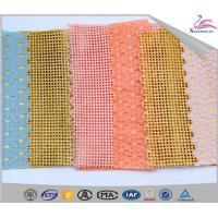 Embroidery Cotton Eyelet Lace Fabric for Sales Manufactures