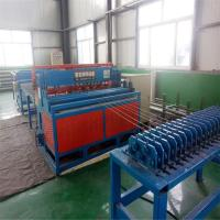 Buy cheap Automatic Welded Wire Mesh Fence Machine from wholesalers