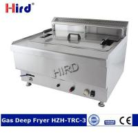 Quality Gas Deep Fryer for Professional deep fat fryer with Deep fry for sale