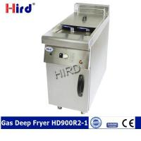 Quality Commercial gas deep fryer made in China for sale