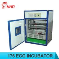 Buy cheap Holding 176 Eggs automatic HHD chicken incubator for sale with CE approved YZITE-4 from wholesalers