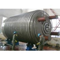 Buy cheap Coil heating reactor from wholesalers