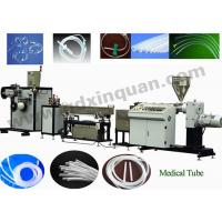 Buy cheap Small Caliber Flexible Pipe & Medical Tube Production Line from wholesalers
