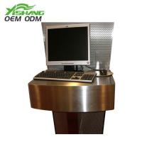 304 Stainless Steel Computer Desk Manufactures