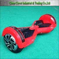 36V Two Wheel Self Balancing Electric Scooter with 8 inch Wheel Manufactures