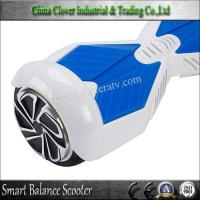 Smart self balancing electric scoorer with bluetooth magic lamp and music Manufactures