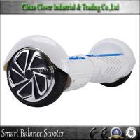 2015 most fashionable two wheel hands free balance scooter with bluetooth speaker