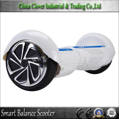 Quality 2015 most fashionable two wheel hands free balance scooter with bluetooth speaker for sale