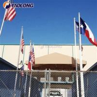 Buy cheap 30 ft Internal Halyard Flagpole from wholesalers