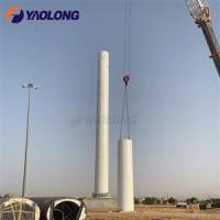 Buy cheap 200ft Customized Spinning 60M Electric Motorized Tall Flag Pole from wholesalers