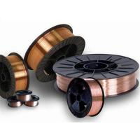 Buy cheap Copper Coated Solid Welding Wire from wholesalers