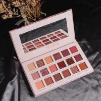 Buy cheap 18 colors eyeshadow palette from wholesalers