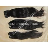 Buy cheap Machine Weft straight Hair from wholesalers