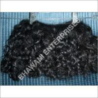 Buy cheap Curly Indian Human Hair from wholesalers