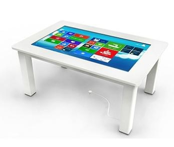 China Multi Points IR Touch Ineractive Multimedia Touch Screen Table