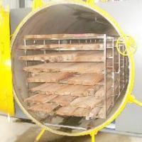 Microwave wood vacuum drying equipment Manufactures