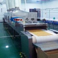 Microwave soy bean baking equipment Manufactures