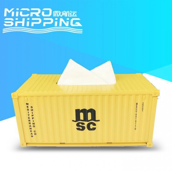 China 1:25 MSC TISSUE CONTAINER | CONTAINER TISSUE BOX