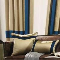 Buy cheap blackout customized size grommet curtain from wholesalers