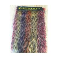 Quality Artificial raccoon furs DX17042606 for sale