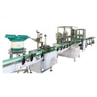 China Automatic high purity medical oxygen filling machine on sale