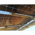 Quality 320W Monocrystalline Solar Panels with two surface power generation for sale