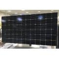 Quality 385W Frameless Bifacial Solar Panel with N type Monocrystalline cells for sale