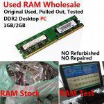 Buy cheap Used RAM Memory Used DDR2 Laptop from wholesalers