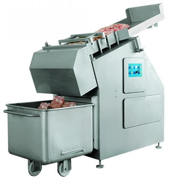 Quality Meat Processing Machine Frozen Meat Cutter for sale