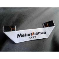 Buy cheap Hange Loop Folding Damask Labels from wholesalers
