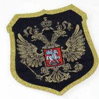 Buy cheap Iron on Woven Patches with Laser Cutting from wholesalers