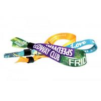 Buy cheap Adjustable Printing Wristband from wholesalers