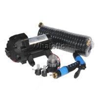 Buy cheap 5.0GPM 70PSI High Pressure Washdown Pump Self Priming 12VDC from wholesalers