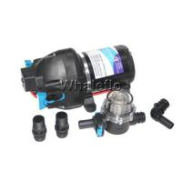 Buy cheap 2.9GPM Water Pressure Pump 11LPM DC 12V Caravan from wholesalers