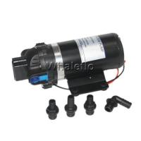 Buy cheap DC 12V 24V High Pressure 7LPM Diaphragm Car Wash Pump from wholesalers